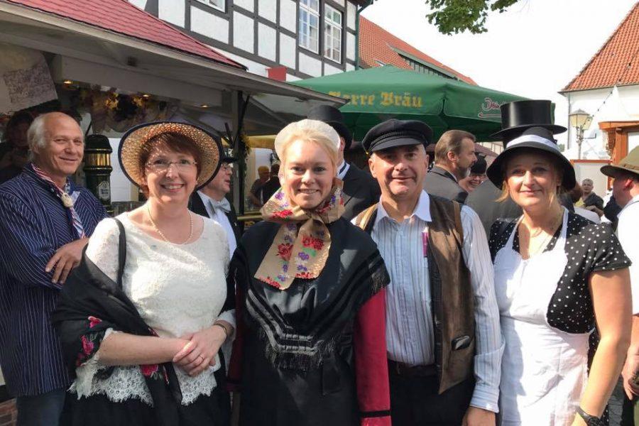 43. Historischer Markt Bad Essen